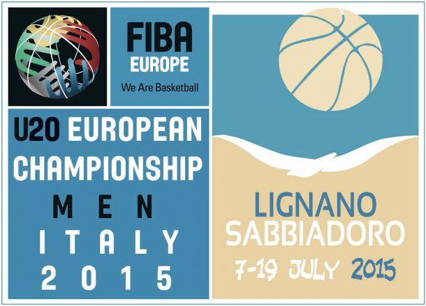 EuroBasket Under 20 al via, si inizia dal 7 luglio a Lignano