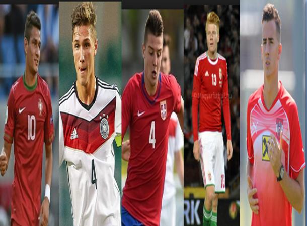 Mundial Sub-20: Las promesas europeas buscan la gloria