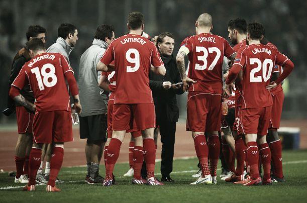 Liverpool handed kind Europa League fixture schedule