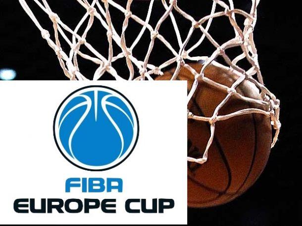 FIBA Europe Cup: Cantù cade malamente in Svezia, ok ASVEL e Mons-Hainaut