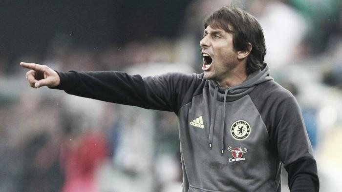 """Antonio Conte: """"Diego Costa debe quedarse en el Chelsea"""""""