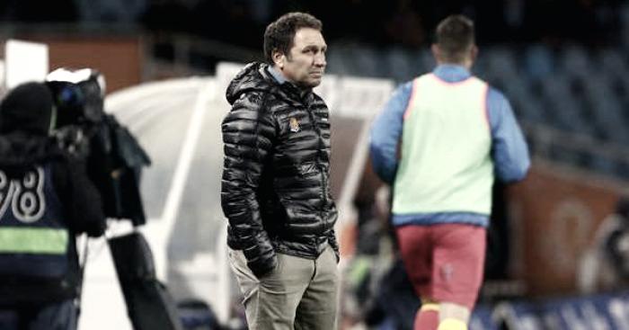 "Eusebio: ""No hemos cumplido las expectativas, pedimos perdón a la afición"""