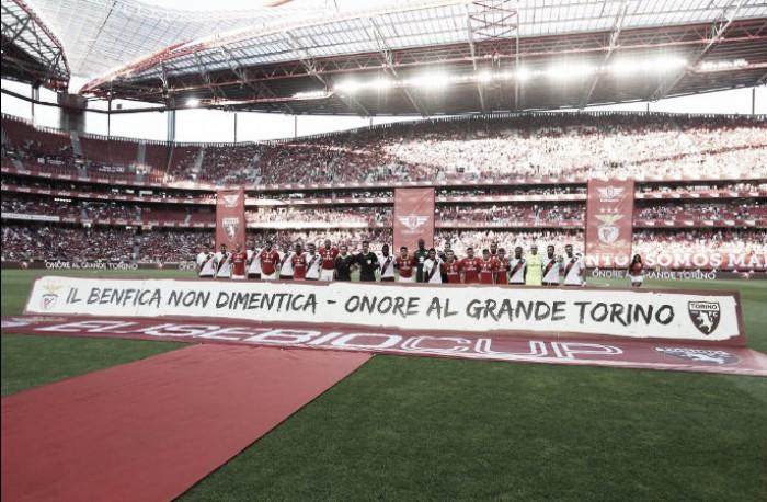 El Torino FC arrebata al SL Benfica la Eusébio Cup