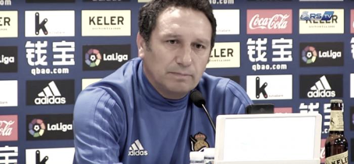 """Eusebio Sacristán: """"Necesitamos nuestra mejor versión para ganar al Lleida"""""""