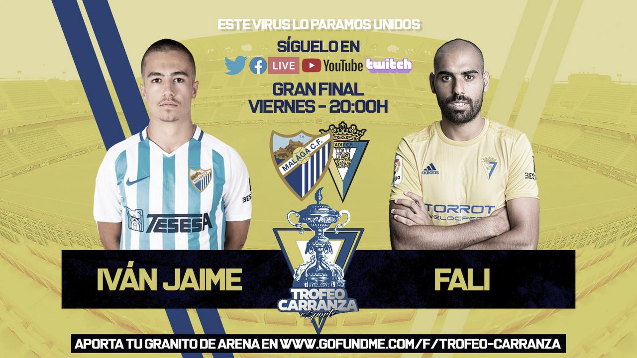El Málaga cae en la final del Trofeo Carranza eSports