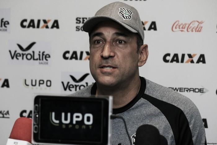 Após cinco jogos sem vitória e dentro do Z-4, Figueirense anuncia demissão de Vinícius Eutrópio