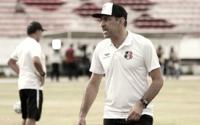 Após elogio de Eutrópio, reservas do Santa Cruz empatam jogo-treino com Agap