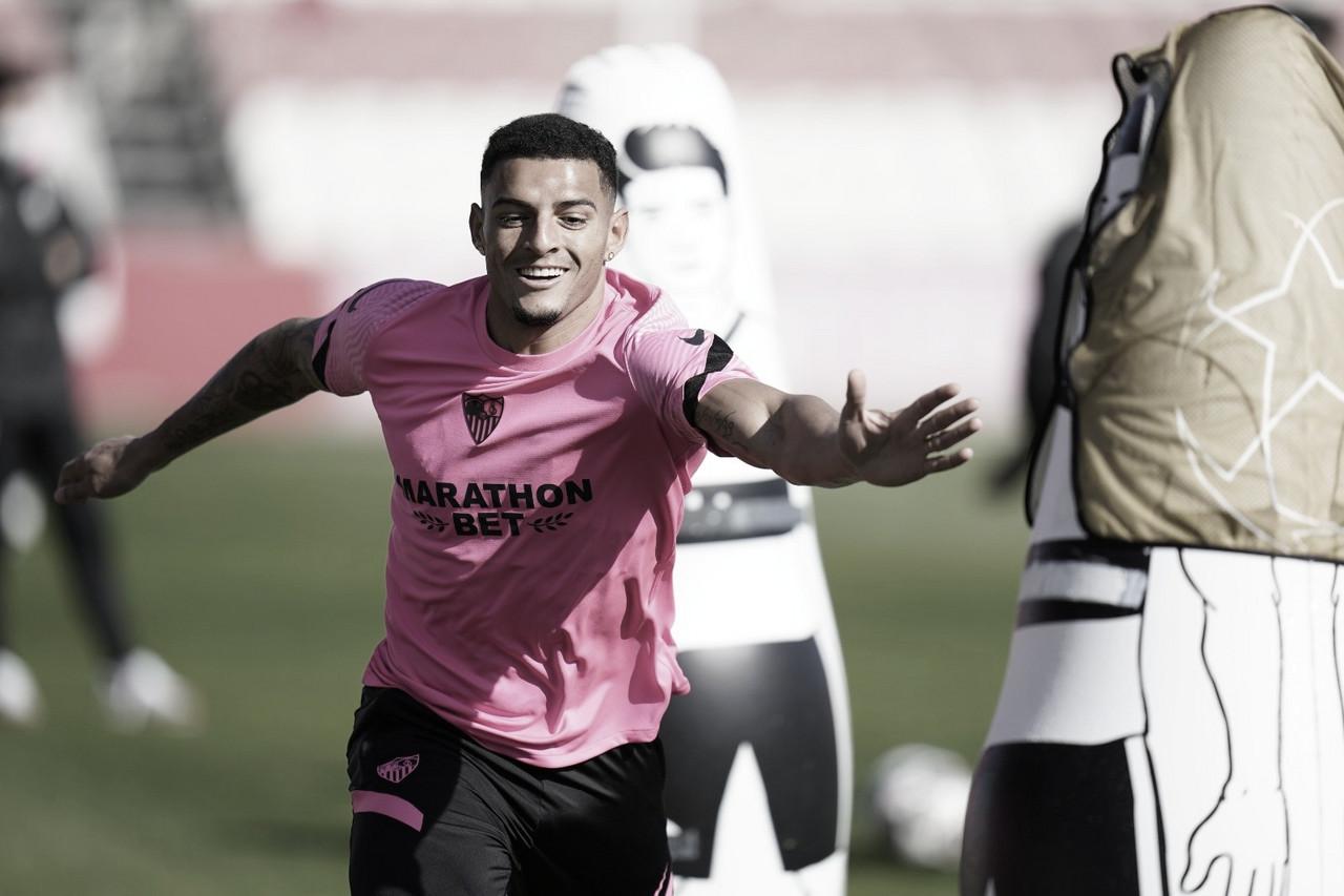 Diego Carlos, el jugador que más juega