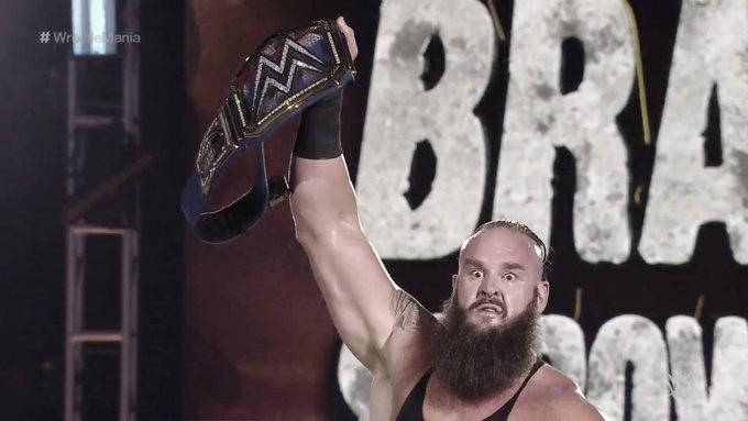 The Undertaker entierra a Styles y Strowman hace lo propio con Goldberg