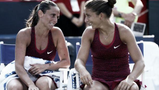 WTA Auckland, trionfo per Errani e Vinci