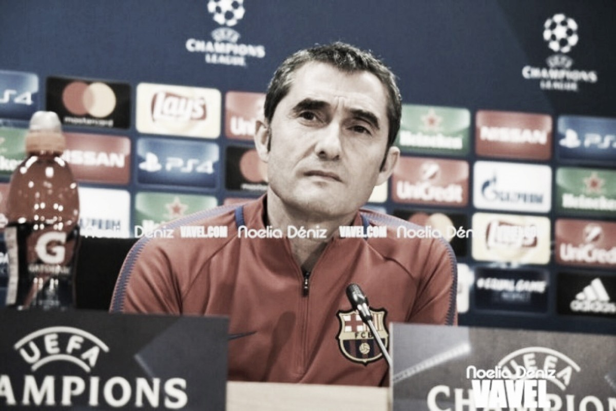 "Valverde: ""Me siento absolutamente responsable"""
