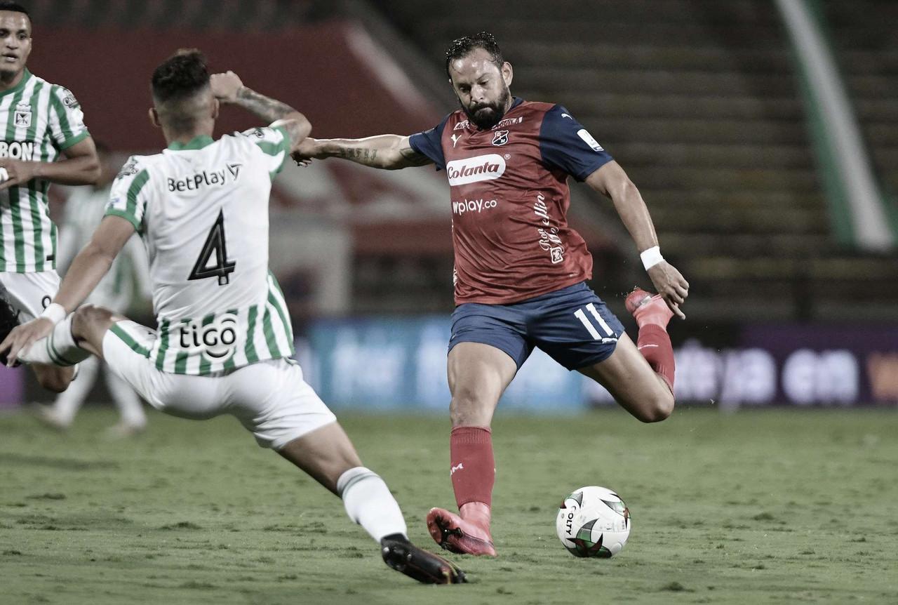Los datos que dejó el empate del Medellín en el clásico paisa de la fecha 15 de la Liga BetPlay