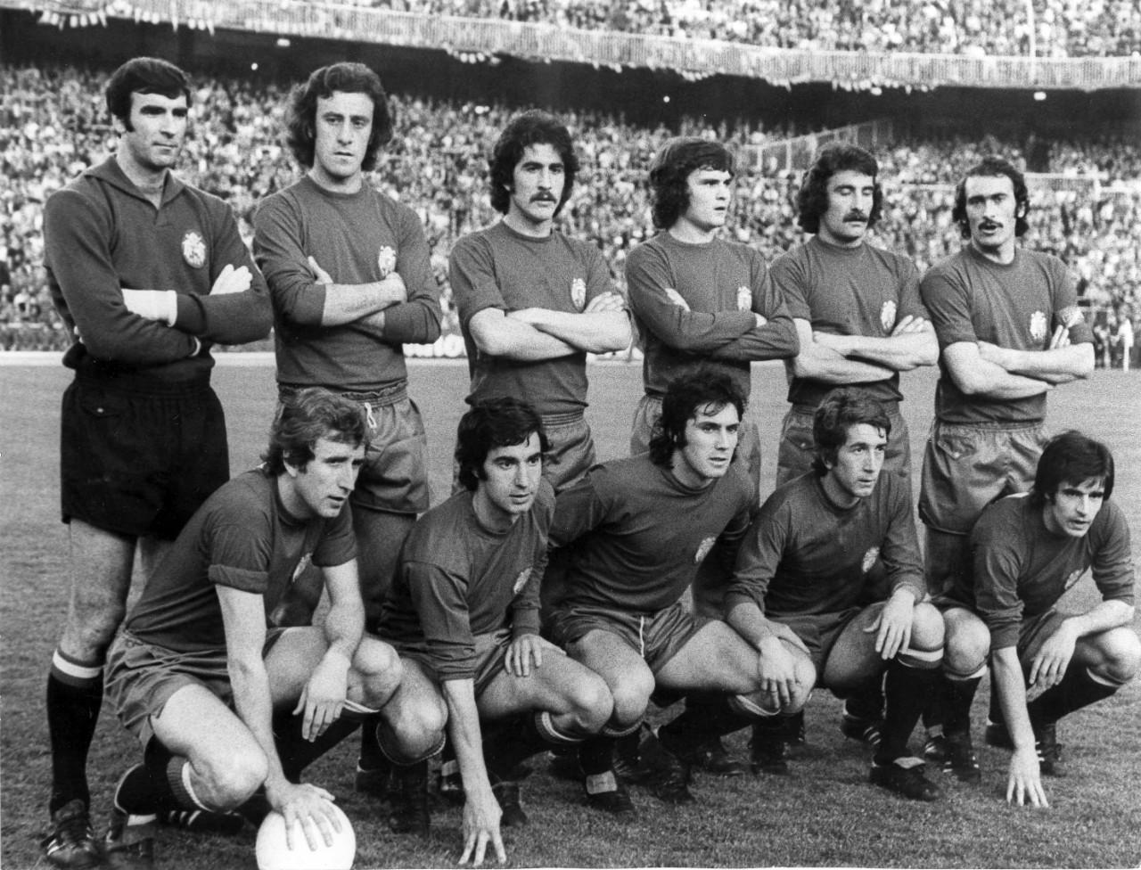 45 años de debut de Santillana y Del Bosque