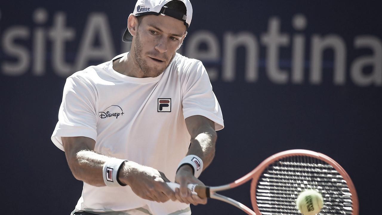 Schwartzman passa por cima de Cerúndolo e conquista título inédito em Buenos Aires
