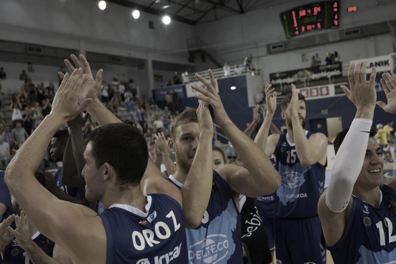El Gipúzkoa Basket será equipo de Liga Endesa