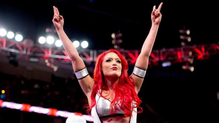 WWE suspend Eva Marie