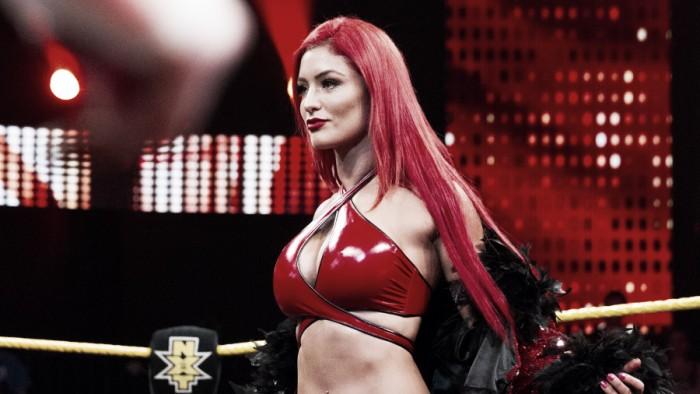 Eva Marie reveals her WWE status