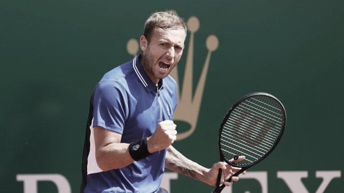 Evans surpreende Goffin e está na semifinal do Masters 1000 de Monte Carlo