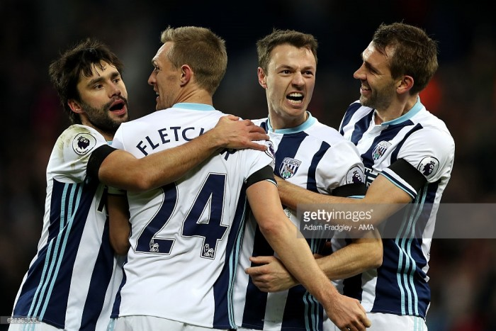 West Brom 3-1 Watford: Exciting affair ends in victory for Baggies