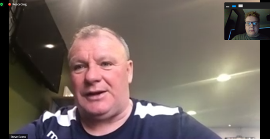 The five key quotes from Steve Evans' pre-Exeter press conference