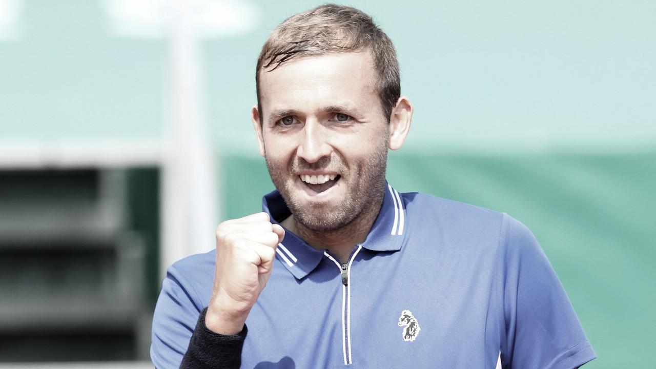 Evans vence Djokovic em Monte Carlo e avança pela primeira vez às quartas de um Master 1000