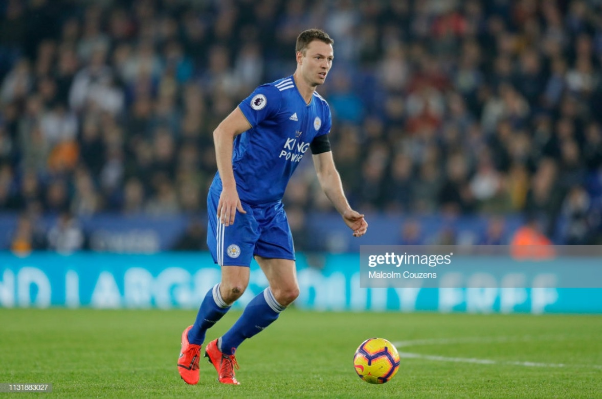 Jonny Evans insists Leicester City are moving in the right direction despite Crystal Palace defeat