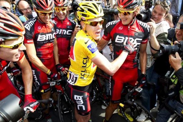 Tour de Francia 2012: Los equipos (II)