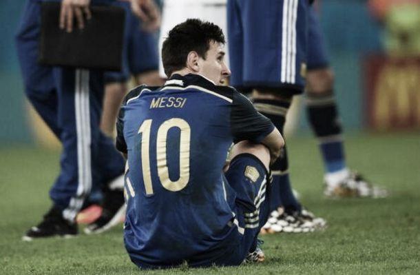 Lionel Messi : si près, pourtant si loin