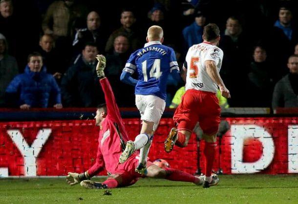 L'Everton passeggia sullo Stevenage