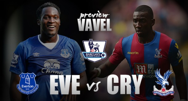 Everton - Crystal Palace Preview: Toffees aim to leapfrog the Eagles
