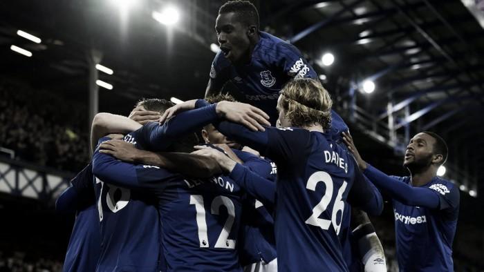 Segunda victoria consecutiva del Everton