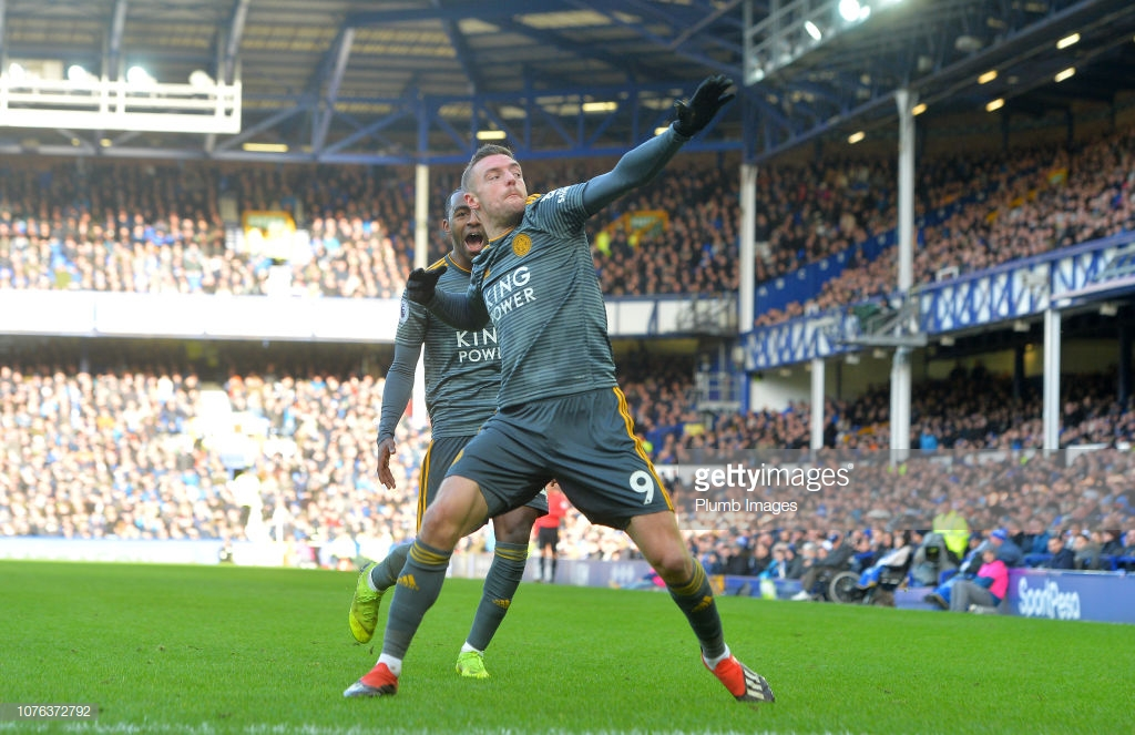 As it happened: Leicester beat Everton by a single goal in low quality affair