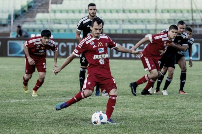 Caracas ganó por goleada en el 'Derbi Capitalino'