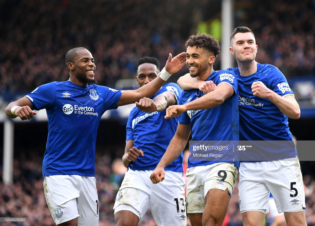 Toffees set for Amazon Prime bout as Premier League announce three more round of games
