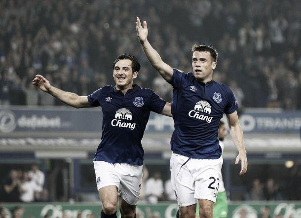 Everton estreia na Europa League com goleada sobre Wolfsburg