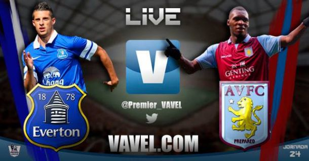 Image Result For El Partido De Aston Villa Everton En Vivo