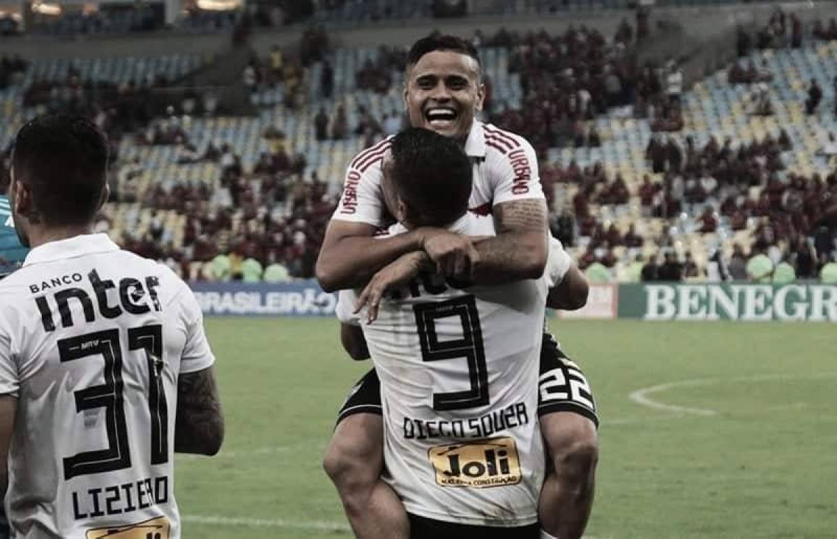 Autor de gol diante do Flamengo, Everton revela motivação especial contra ex-clube