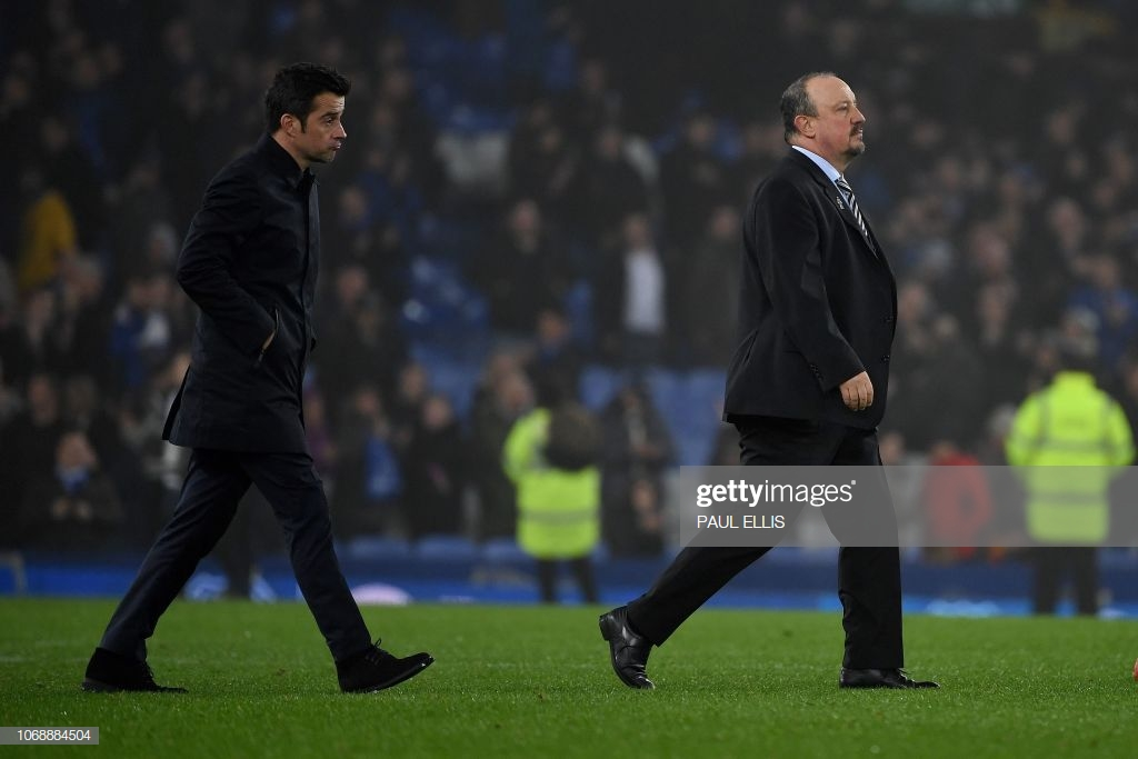 Everton manager Silva: Goodison atmosphere can help us