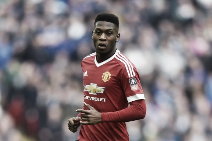 Report: Timothy Fosu-Mensah to sign new Manchester United contract