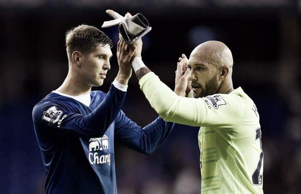 Tottenham Hotspur 0-0 Everton: Everton Player Ratings