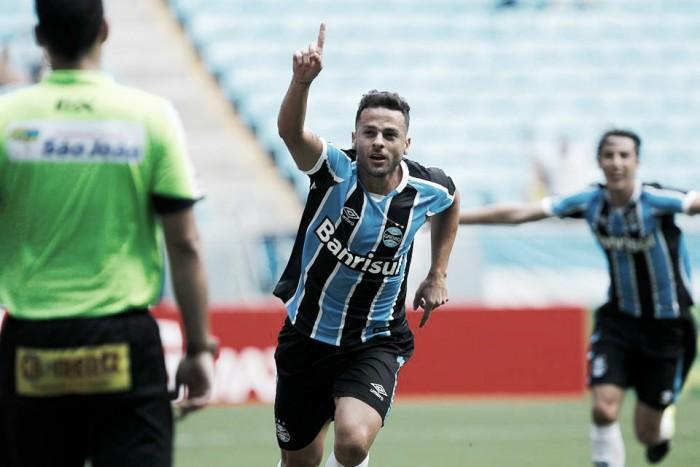 Resultado São Paulo-RG x Grêmio pelo Campeonato Gaúcho 2017 (1-0)