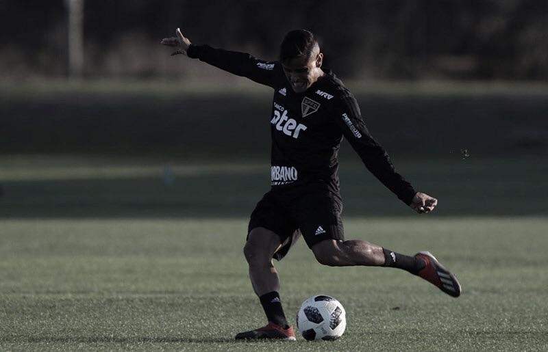 Lesionado, Everton vira desfalque no São Paulo