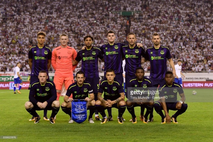 Ghanaian striker Ahmed Said misses penalty in Hadjuk Split Europa elimination