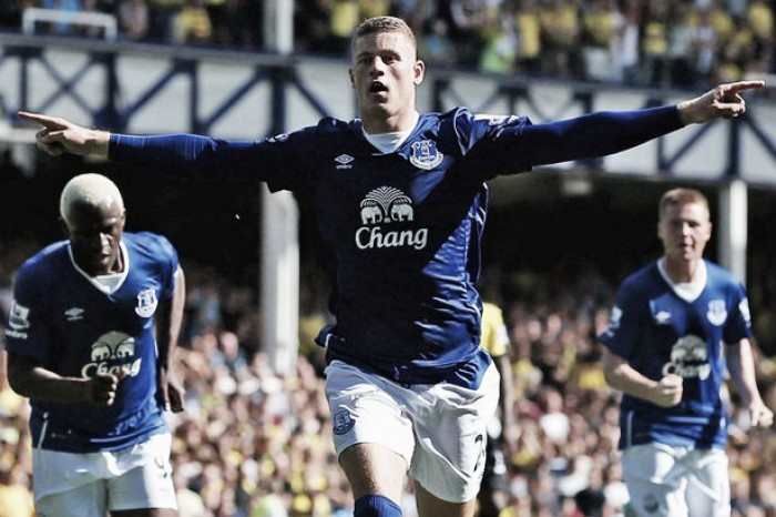 Everton set to offer Ross Barkley a new contract