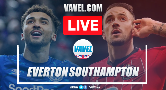 Everton vs Southampton (1-1) Live Score and Stream: As it happened