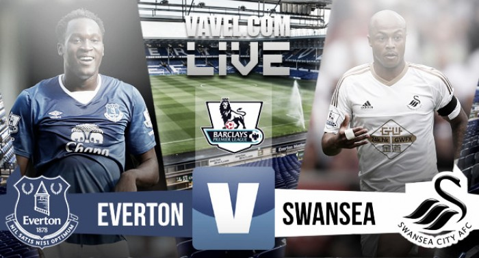 Resultado Everton - Swansea City en Premier League 2016: El Swansea asalta Goodison Park (1-2)