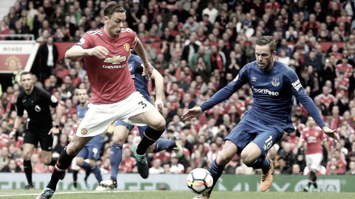 Resumen del Everton 0-2 Manchester United en Premier League 2018