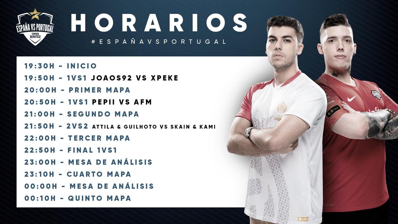 """Portugal sale victorioso en el """"clásico peninsular"""""""