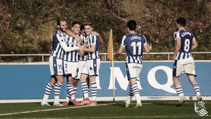 Previa Racing de Santander - Real Sociedad B: un hueco en la cima