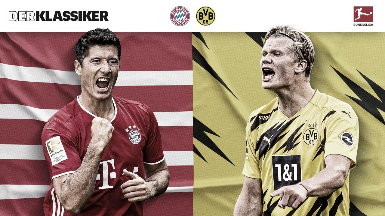 Resumen del Bayern Múnich vs Borussia Dortmund (4-2)